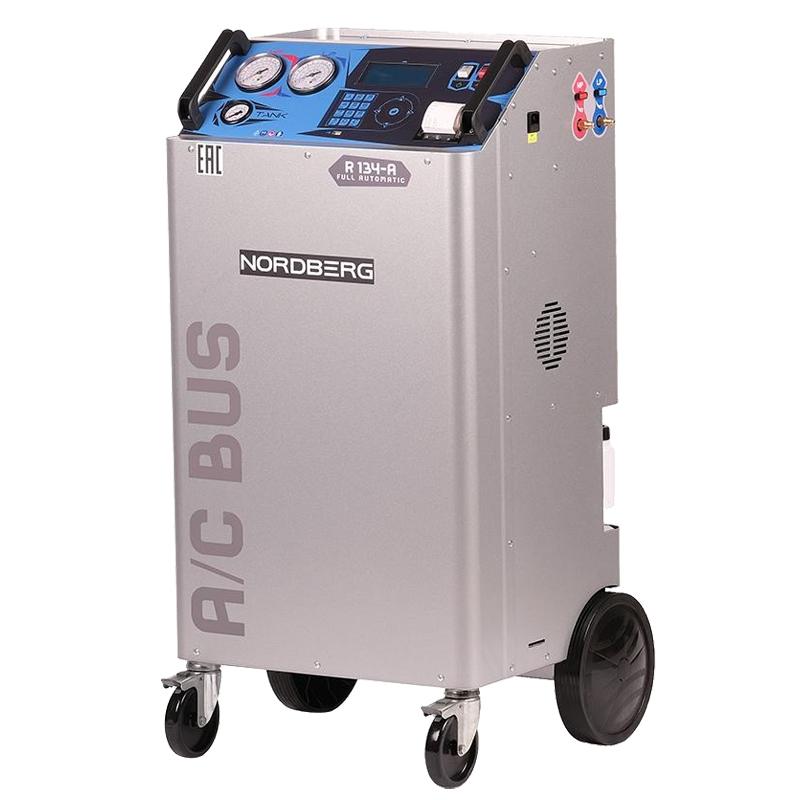 Автомат для заправки кондиционеров автобусов AC BUS (NF40) NORDBERG